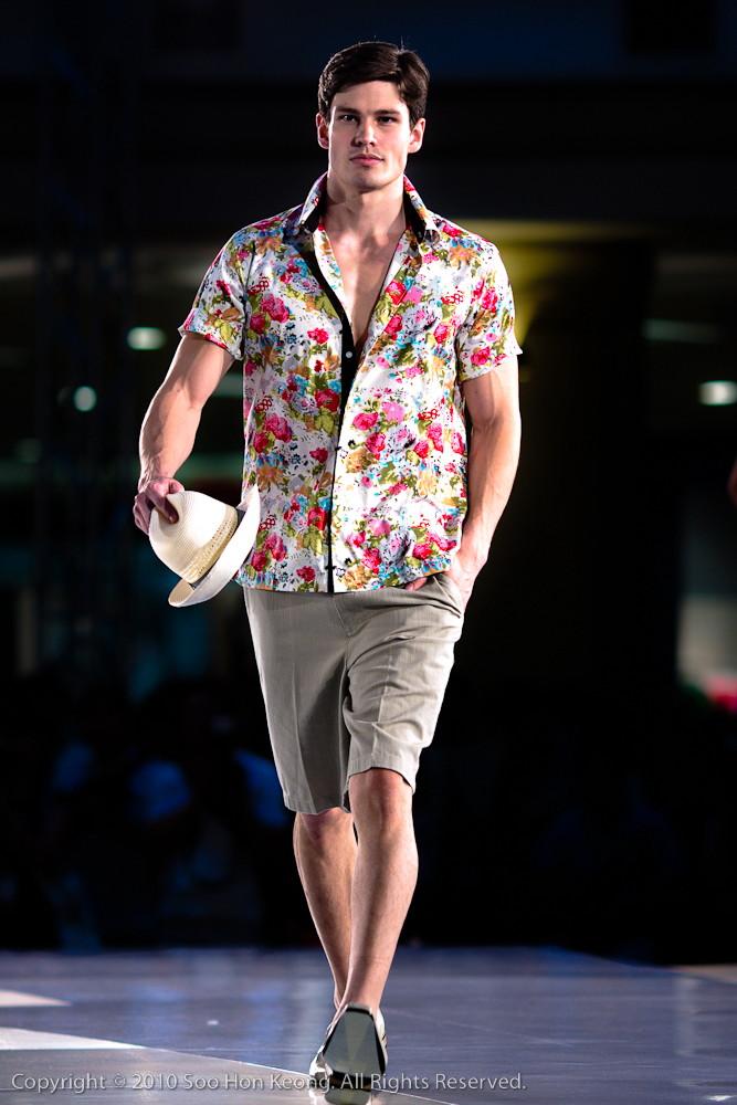 Licence to STYLE - Fashion On 1 - Valentino Rudy @ 1 Utama, KL, Malaysia