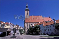 40046957 (wolfgangkaehler) Tags: street city streets church architecture europe cathedral cities churches cathedrals streetscene churchtower slovakia oldtown bratislava danube streetscenes cityscene