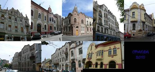 Seccesion style in Oradea