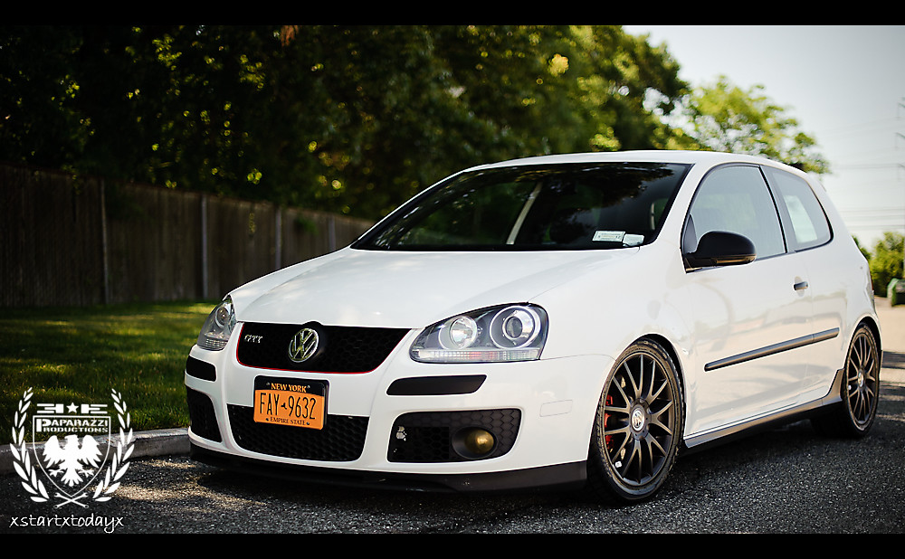 Last shots of the GTI