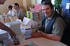 Greg Mortenson at the Reading Frenzy