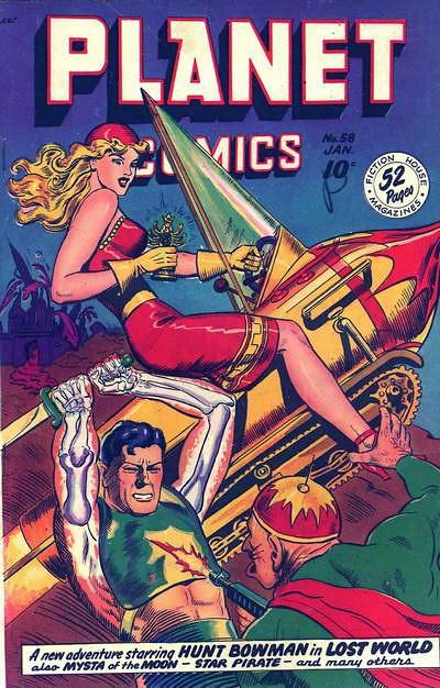 Planet Comics 58