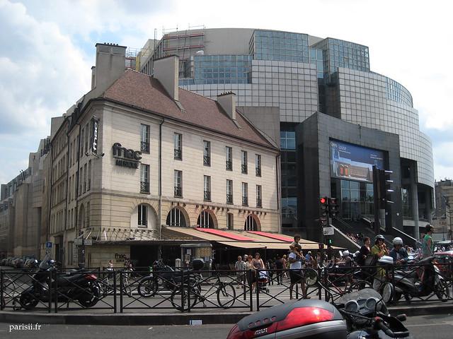 Fnac et Opéra Bastille