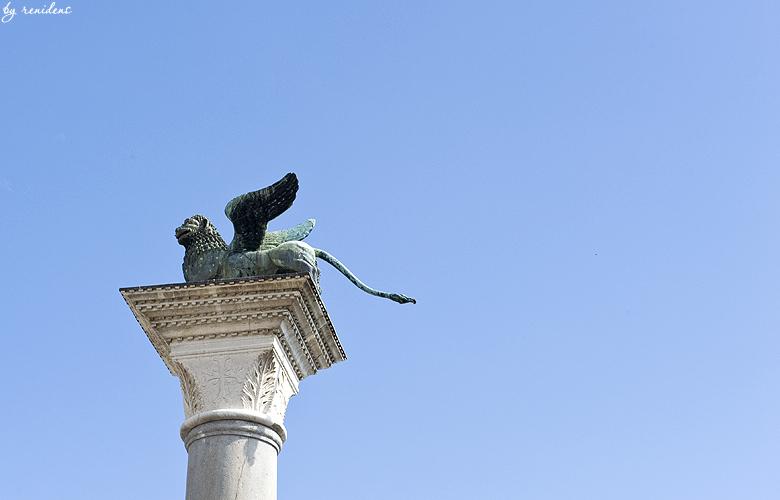 Column of San Marco - close