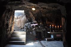 Yonggungsa cave