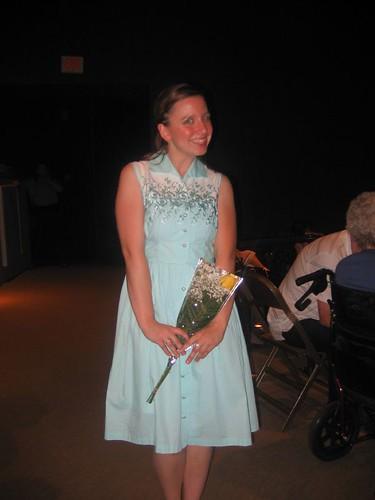 Melissa Recital Night