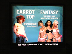 """Carrot Top Fantasy"""