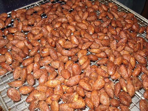 Cinnamon Toasted Almonds