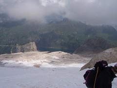 """100_5697 (clan """"ricerca"""") Tags: marmolada ghiacciaio"""