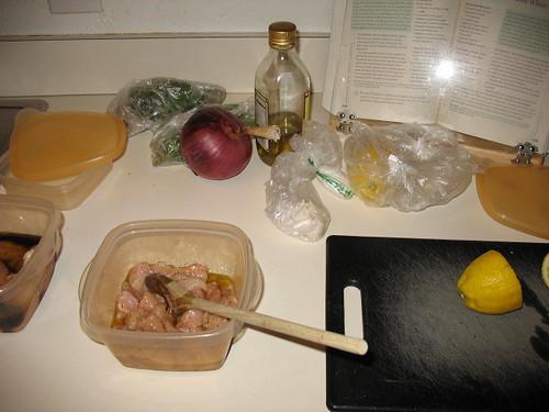 Versatile Chicken Toscana and Easy Balsamic Chicken - Ingredients
