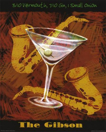 gibson martini