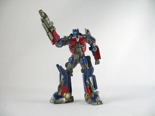 Titanium Movie Optimus Prime