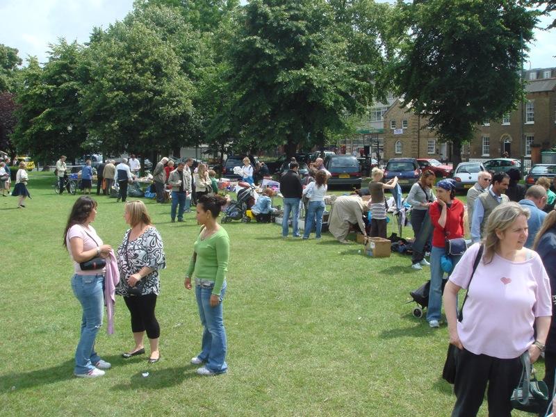Chiswick community fair.JPG