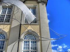 documenta 12 | Iole de Freitas / Raum sprengende Skulptur