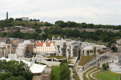 Scottish Parliament buildings by jrawle, on Flickr