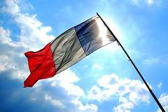 [フリー画像] [物/モノ] [国旗] [フランス国旗]        [フリー素材]