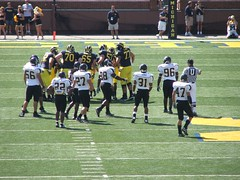 Appstate on the field