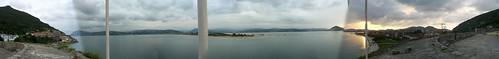 Santoña Fort Panorama