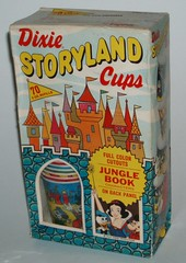 Dixie Storyland Cups
