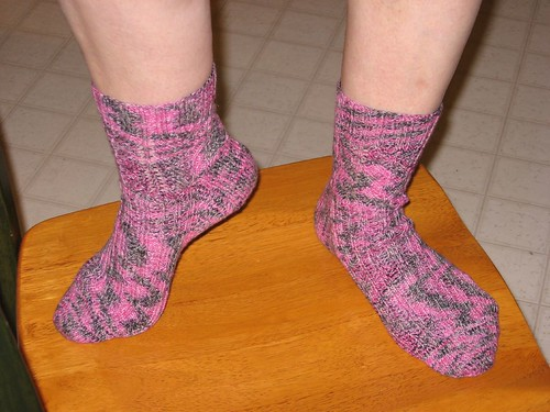 Wild Kat socks
