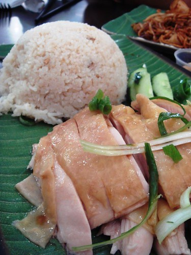 Little Singapore Chicken Rice
