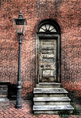 Door (Barry J. Schwartz) Tags: philadelphia hdr barryschwartz barryjschwartz