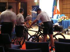 GNR - Prémio Nacional Mobilidade em Bicicleta da FPCUB 2007