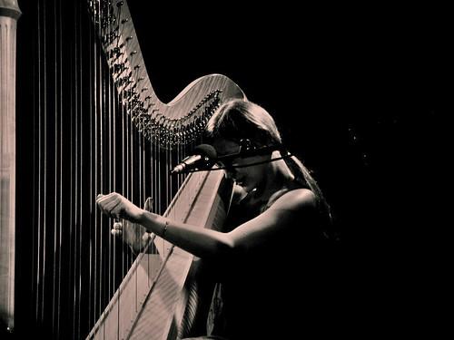 joanna newsom @circolo degli artisti - rome 23/9/2007