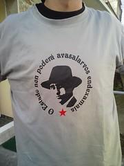 camisola Xohán Xesús González
