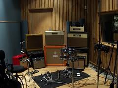 Guitar overdubs