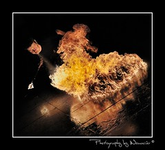 ☛Burning ground☚ (Wouavier) Tags: hot reflection primavera night fire tokyo noche spring aperture nikon framed may mai palais mayo bp serra nuit printemps chaud feu spitting 2010 eater fireeater feux blimey chaleur 2470mm cracheurdefeu palaistokyo grounf spittingfire d700 nikon2470 baladesparisiennes