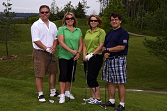 Dean, Debbie, Rhonda and Claude (Rock Steady Images) Tags: canon golf tripod 7d 200views 50views topaz isd 25views sigma1770mmf2845 7pointsystem bypaulchambers photoshopcs4 claudelecours speedlite430exii deanrosebush debbierosebush rhondahandley rocksteadyimages