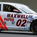 Number 02 Maxwell Paper Racing Mazda RX-8 driven by Scott Schroeder and Ross SMith