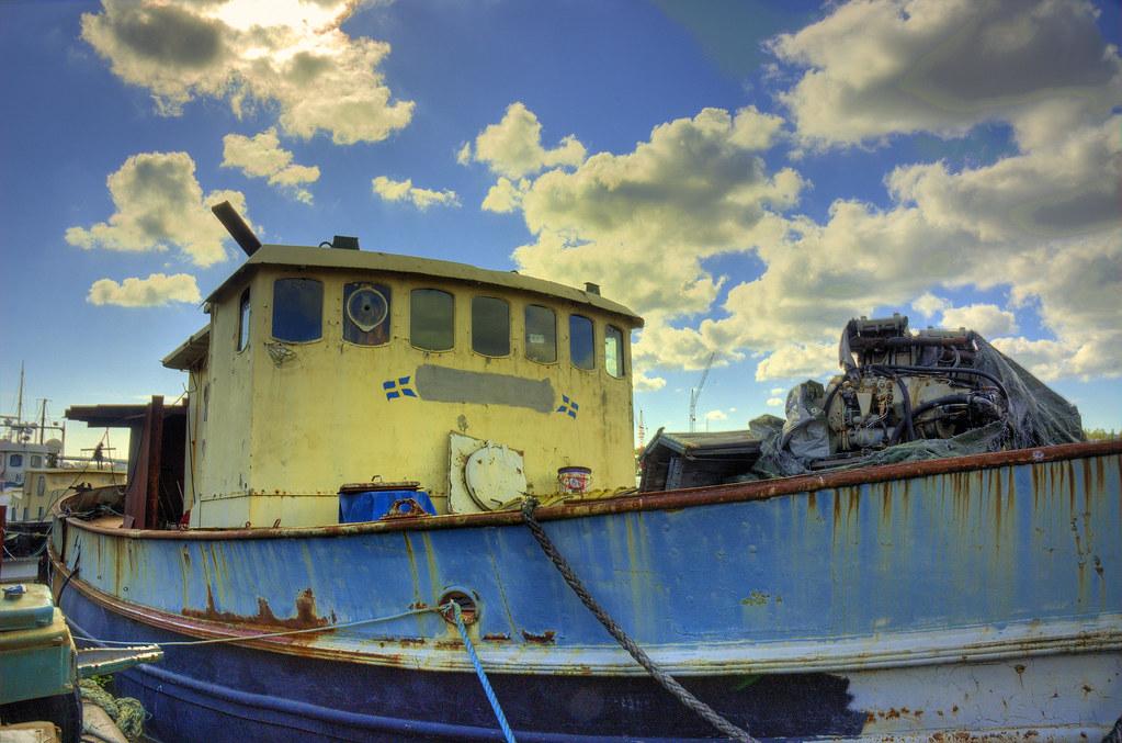 Swedish wreck.
