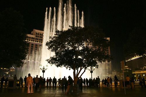 Bellagio Fountains by prud_de, on Flickr