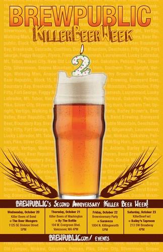 Saraveza's Brewpublic Brewniversary