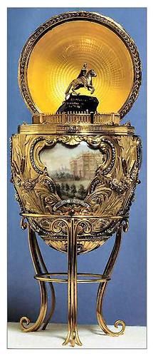 011-Huevo Pedro el Grande 1903-Faberge