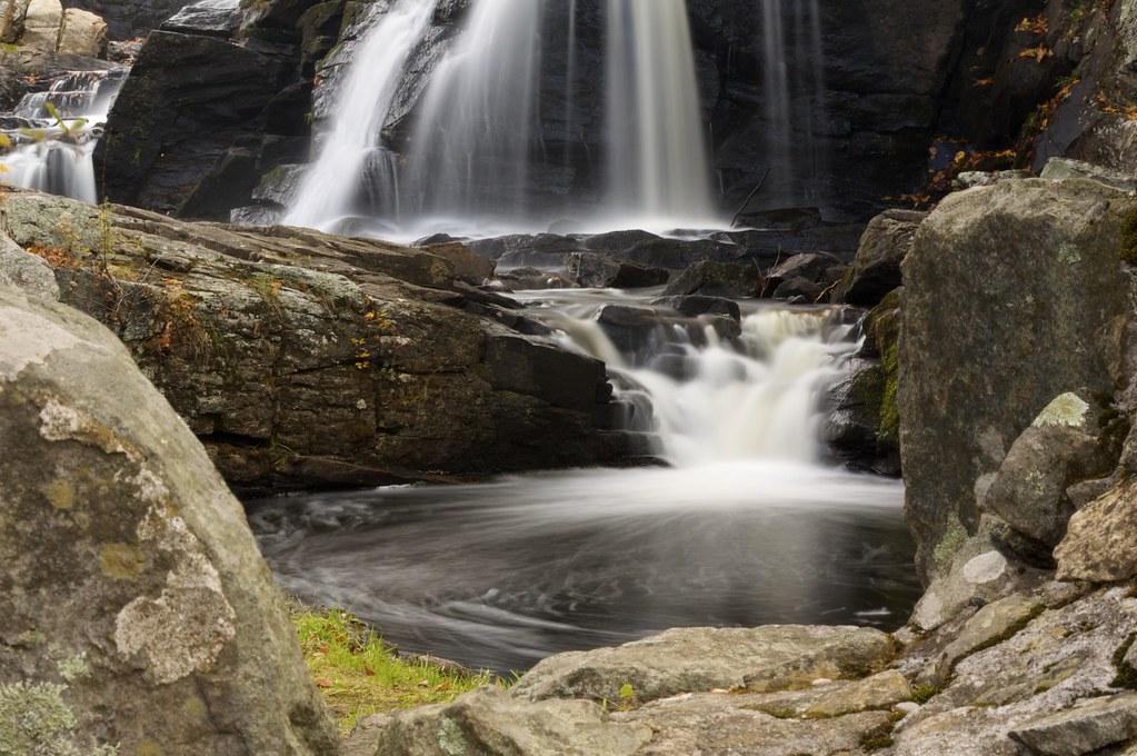 Window Waterfall
