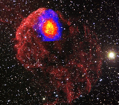 Suzaku Finds Fossil Fireballs from Supernovae