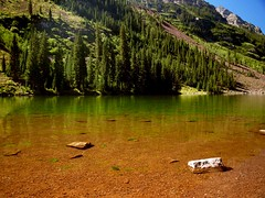 Lakescape in the Colorado Rockies (saxonfenken) Tags: trees lake mountains motif rock pond colorado superhero fc greem gamewinner 7982 challengeyou challengeyouwinner favescontestwinner friendlychallenges ultrahero thechallengefactory fotocompetition fotocompetitionbronze yourock1stplace herowinner ultraherowinner storybookwinner pregamesweepwinner usaday2e510 marroonbell pregameduelwinner favescontestrunnerup 7982lake