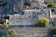 Monastery near Blaca Bay (Anne_e) Tags: october croatia hike 2010 bra blacamonastery