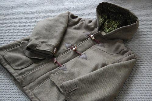 Dennis Duffle Coat