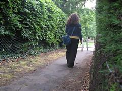 59. Walking home (janeneetorr) Tags: from camera fence away it then eeek put walked 365days 10secondtimer theniputmycameraonafenceandwalkedawayfromiteeek