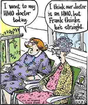 HMO doctor