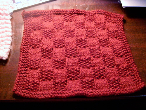 Seed Blocks - 12 inch Afghan Square