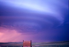 Colorado Supercell Thunderstorm (Stormscape Photography) Tags: storm weather hail colorado lightning tornado severe stormchasers meso supercell mesocyclone supercellthunderstorm severethunderstorm