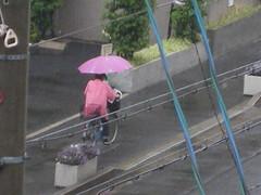 Japanese cyclist
