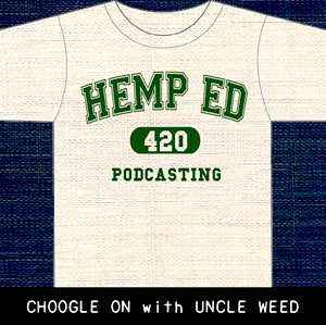 Choogle on with Uncle weed podcast