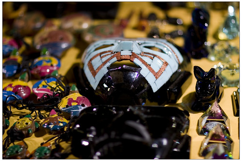 Riu Palace Cabo vendor and masks