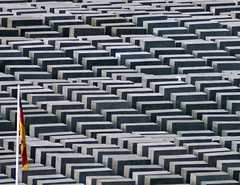 Memorial to the Murdered Jews of Europe - by svenwerk
